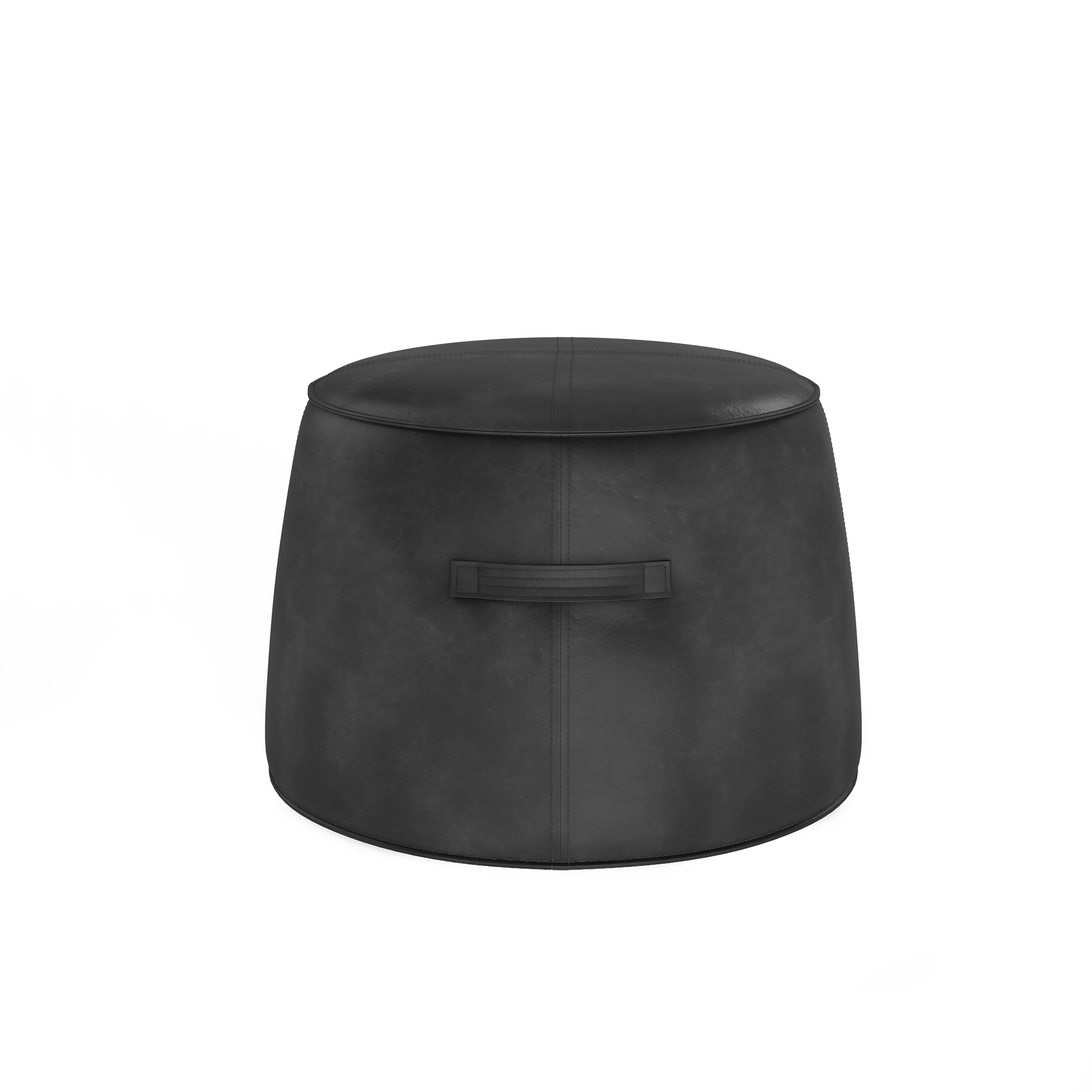 Marvelous 5West Mitchell Ottoman Uwap Interior Chair Design Uwaporg