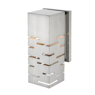 Galindo 1-Light LED Flush Mount by Orren Ellis
