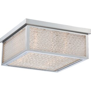 Witham 4-Light Flush Mount by Mercer41