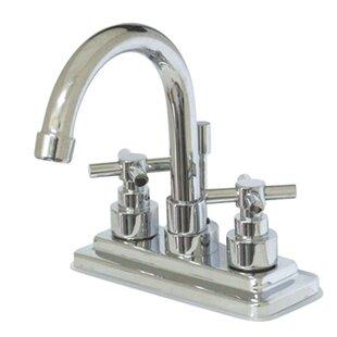 Kingston Brass Elinvar Centerset Bathroom Fa..