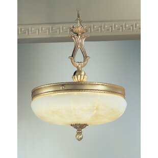 Classic Lighting Alexandria II 5-Light Bowl Pendant