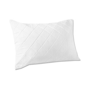 Quilted Memory Foam Pillow Protector