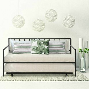 Dixville Twin Bed with Trundle