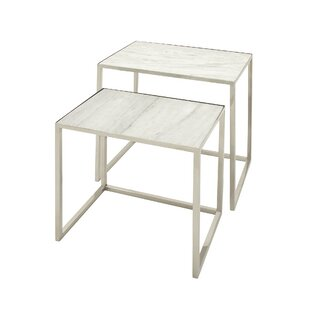 2 Piece Nesting Tables By Cole & Grey