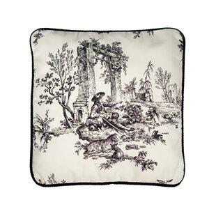 Tammara Cotton Throw Pillow