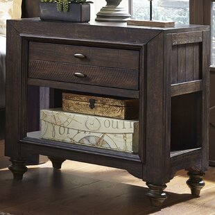 Maguire 1 Drawer Nightstand by Darby Home Co