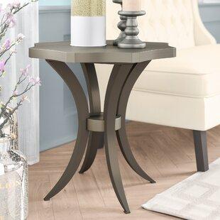 Buy luxury Bonifácio End Table ByWilla Arlo Interiors