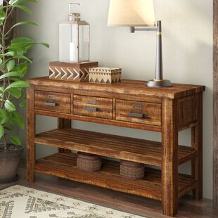 Loon Peak Archstone Console Table