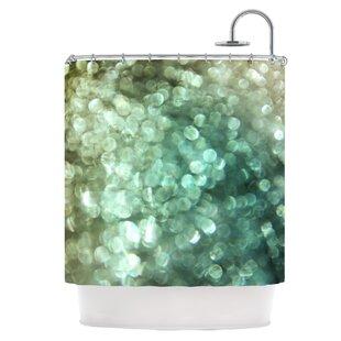 Sparkle Single Shower Curtain