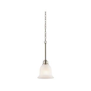 Alcott Hill Hertzler 1-Light Cone Pendant