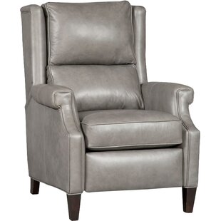 Gallaway Leather Manual Recliner