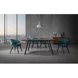 Croxton 8 Piece Solid Wood Dining Set by Corrigan Studio