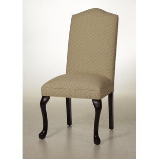 Upholstered Parsons Chair by Sloane Whitney