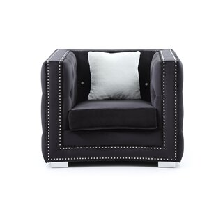 Best Reviews Smollin Armchair By Everly Quinn