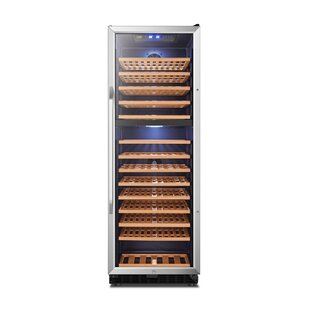 160 Bottle Dual Zone Convertible Wine Cellar