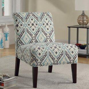 Bungalow Rose Sachem Elegantly Fashioned Side Chair