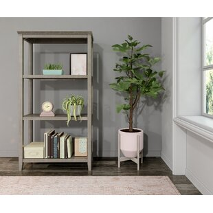 Liano Newridge Standard Bookcase By Winston Porter