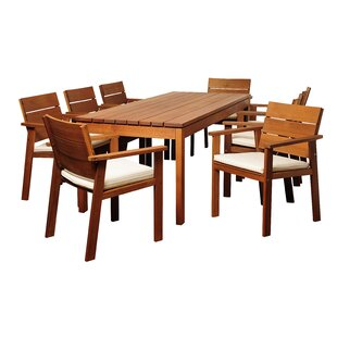 Brighton 9 Piece Dining Set