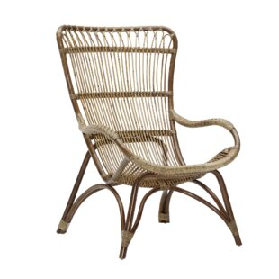 Bayou Breeze Hollingsworth High Back Lounge Chair