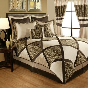 Ogorman 4 Piece Comforter Set