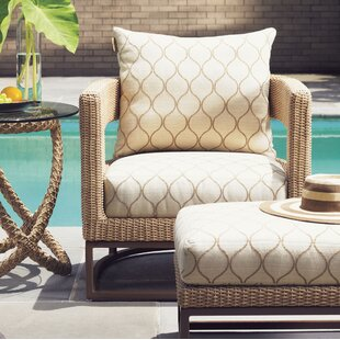Tommy Bahama Outdoor Aviano Patio Chair with Cushion