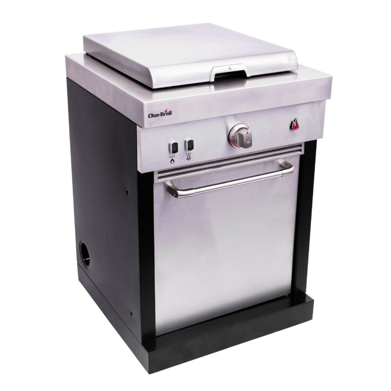 Charbroil Char Broil Medallion Series Natural Gas Grill Reviews Wayfair