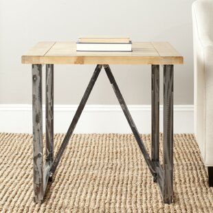 Williston Forge Aniyah End Table
