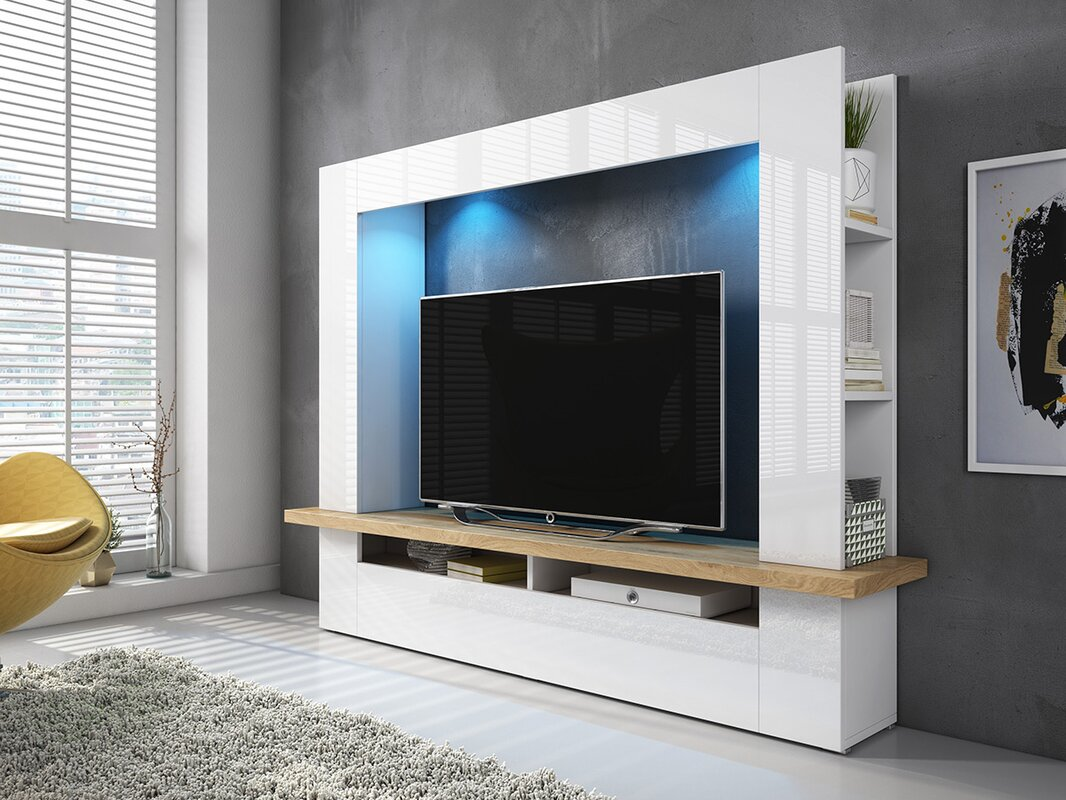 Lugo entertainment center