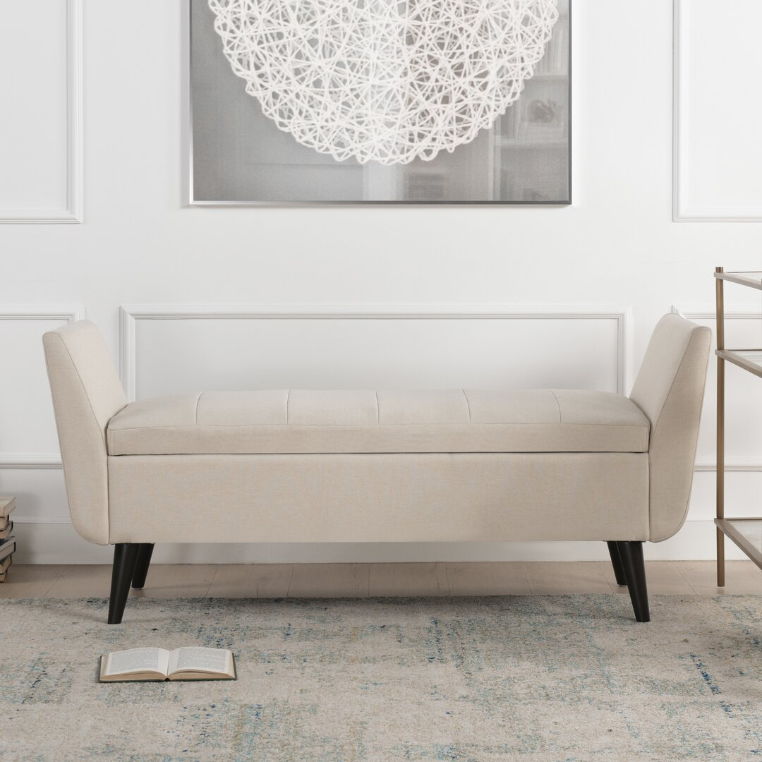 Gabriel Upholstered Storage Bench