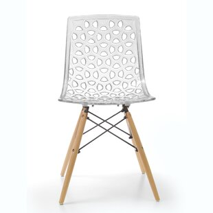 Contemporary Sandra Side Chairs (Set of 2)