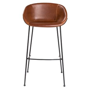 Temple Meads 29.93 Bar Stool (Set of 2) Union Rustic