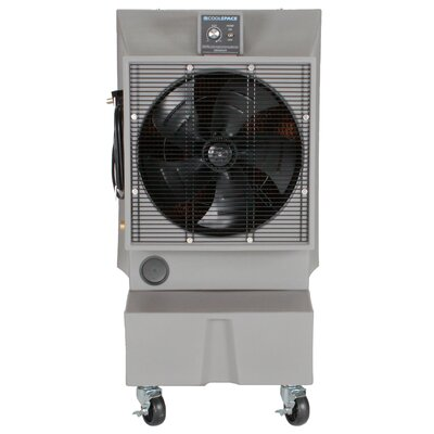 Glacier 1200 CFM Evaporative Cooler Cool-Space