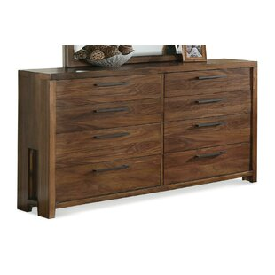 Mistana Lexus 8 Drawer Double Dresser