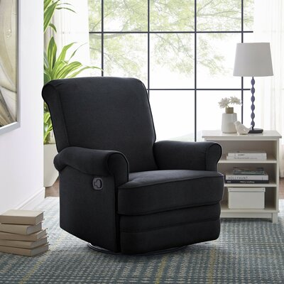 Barrel Swivel Rocker Chair Wayfair