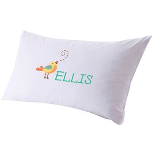 Personalized Humming Bird Pillow Case