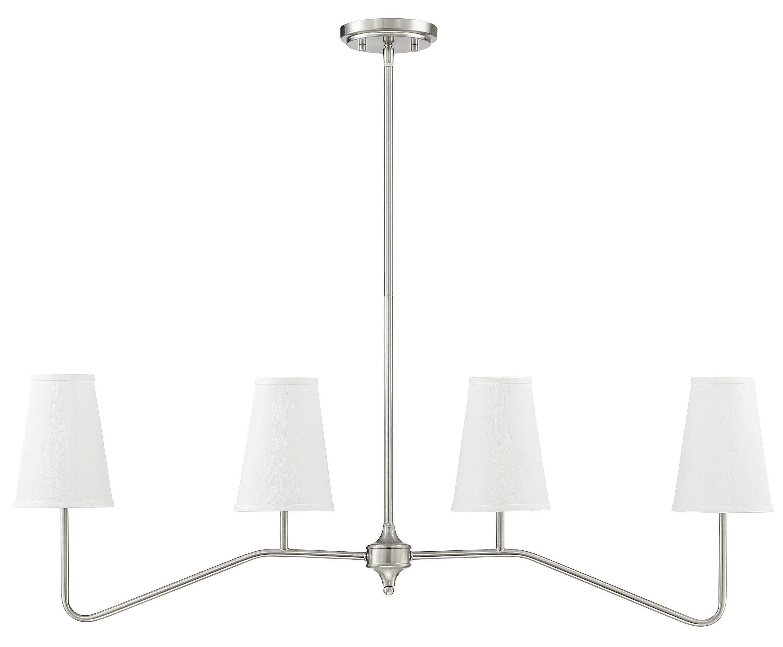 Brushed Nickel Kitchen Island Pendant Light Fixture Dining 3 Globe Bar Lighting