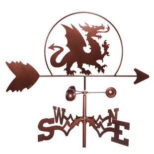 Dragon Weathervane By SWEN Products