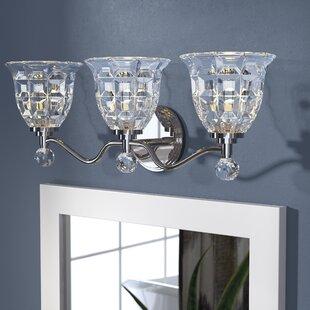 Eduard 3-Light Vanity Light ByWilla Arlo Interiors