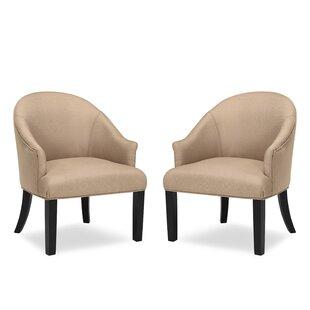 Wynter Barrel Chair (Set of 2)