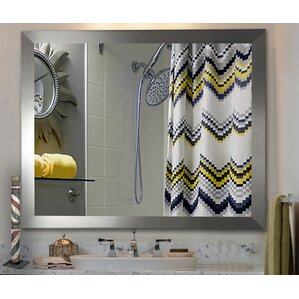 Large Mirror For Wall shop 10,345 wall mirrors | wayfair