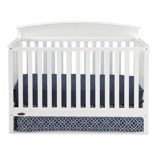 Benton 4-in-1 Convertible Crib by Graco