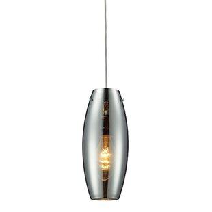 Brayden Studio Topete 1-Light Cone Pendant