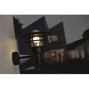 1 Light Outdoor Wall Lantern By Nordlux