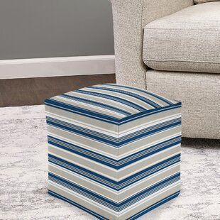 Fiecke Pouf by Breakwater Bay