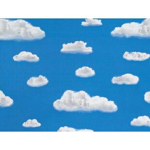 DC Fix Clouds Window Film by WallPops!