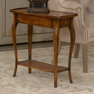 Reviews Old World Tray Table by Sarreid Ltd