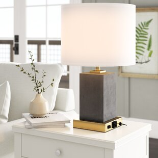 Bedside Small Table Lamps You'll Love in 2019 | Wayfair
