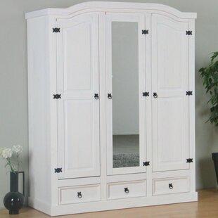 Esme 3 Door Wardrobe By Union Rustic