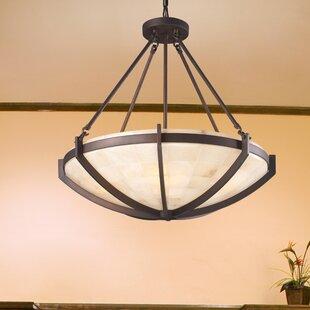 Darby Home Co Midland 6-Light Bowl Pendant