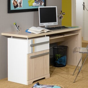 Graham 135 Cm W Computer Desk By Ebern Designs